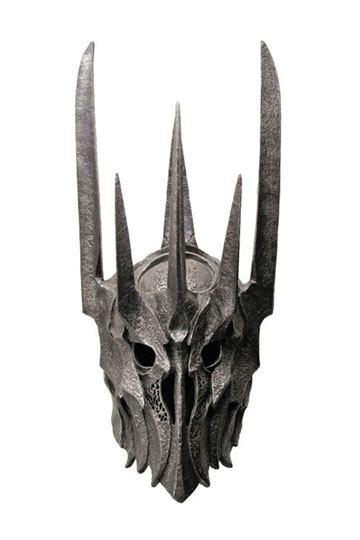 Saurons Helm 1/1 Replik