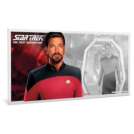 Star Trek - The Next Generation William T. Rider