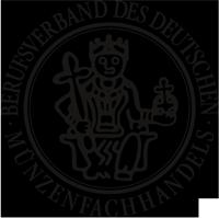 Logo Berufsverband Münzenfachhandel