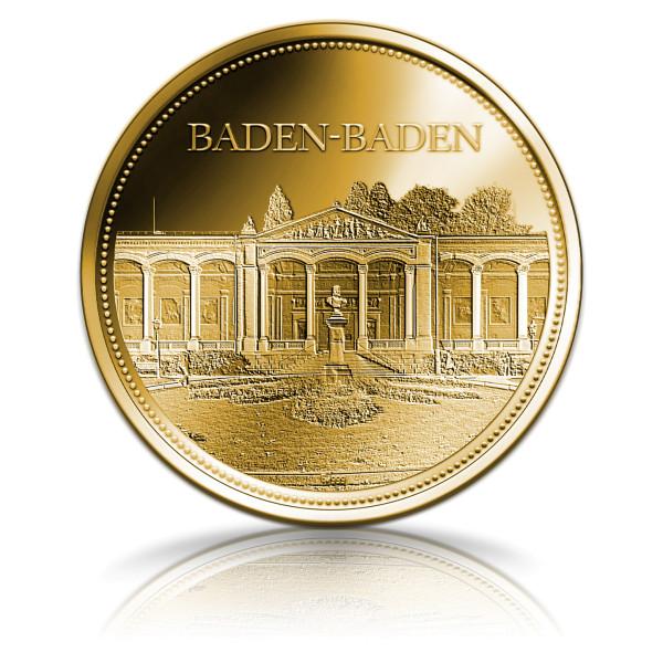 Baden Baden Vorderseite