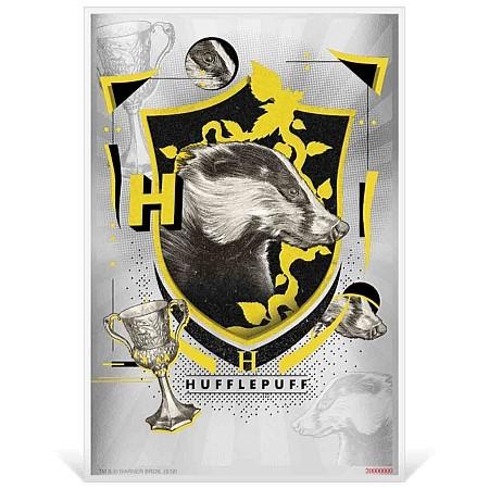 Huffelpuff - Das Hausbanner von Hogwarts