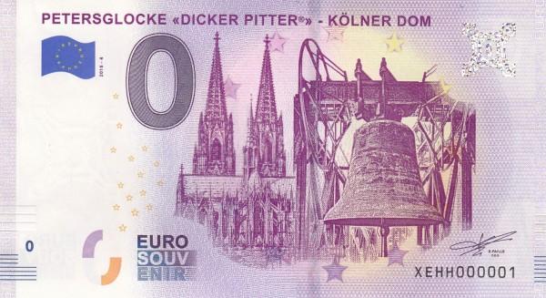 Kölner Dom Petersglocke