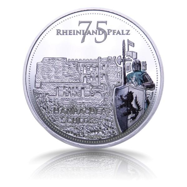 75 Jahre Rheinland-Pfalz Hambacher Schloss