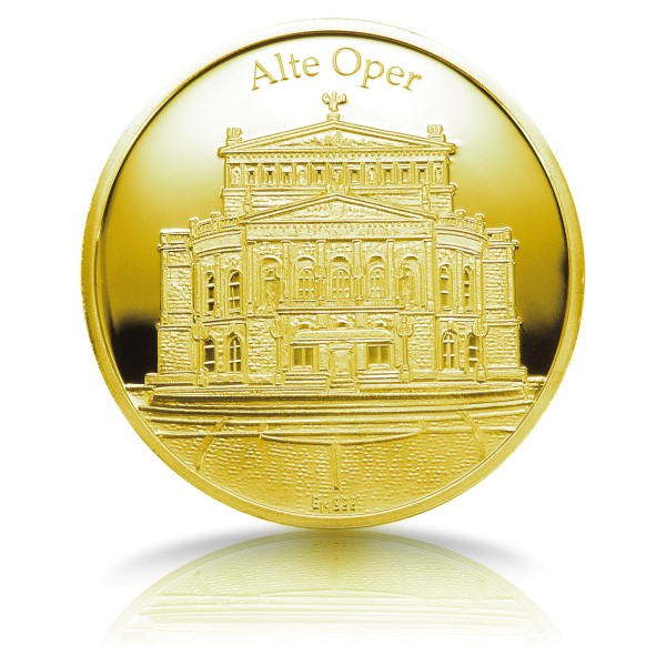 Frankfurter Stadttaler - Alte Oper