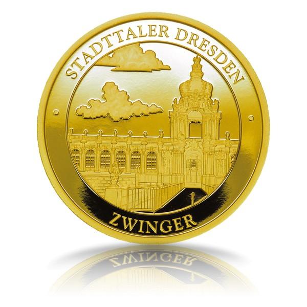 Stadttaler Dresden 2019 - Zwinger