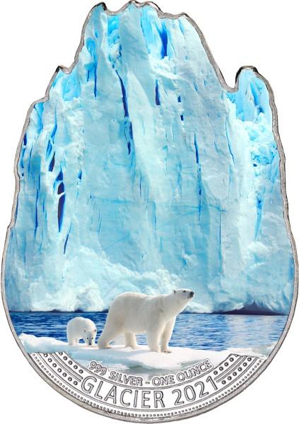 Der Gletscher 2021
