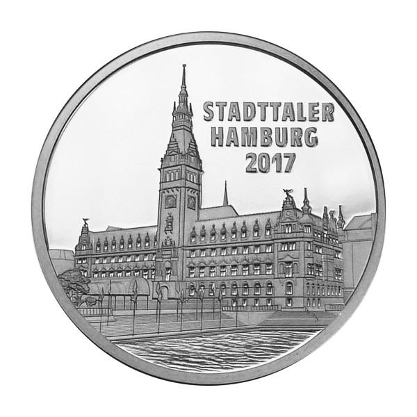 Stadttaler Hamburg