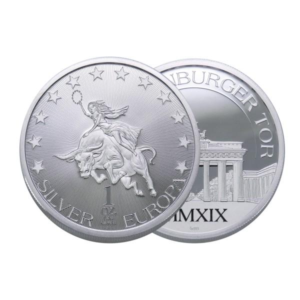 Silver Europa