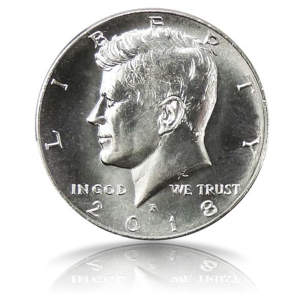 Half Dollar Kennedy 2018