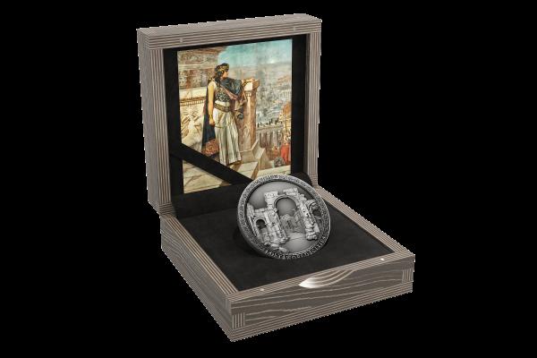 The Last Look On Palmyra Box