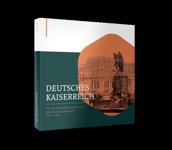 Geprägte deutsche Geschichte - Münzen aus dem Kaiserreich