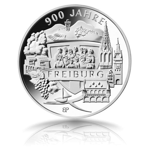 20 Euro Münze 900 Jahre Freiburg