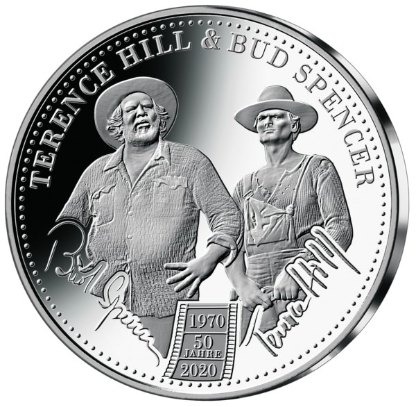 Terence Hill und Bud Spener
