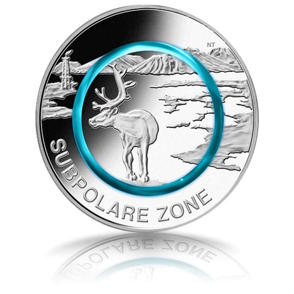 5 Euro Subpolare Zone