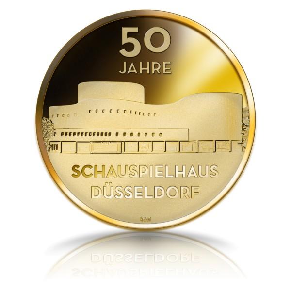 50 Jahre Schauspielhaus Düsseldorf Feingold
