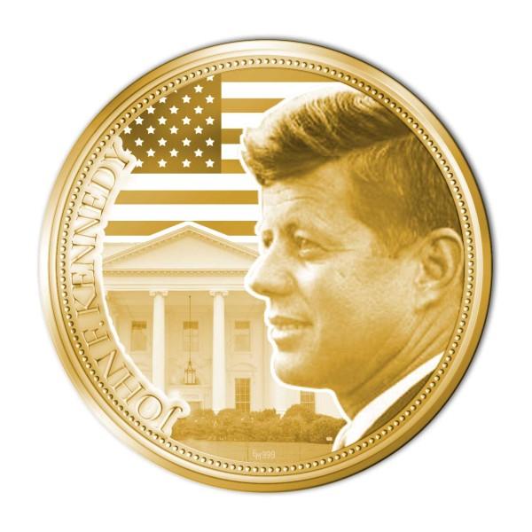 John F Kennedy Feingold VS
