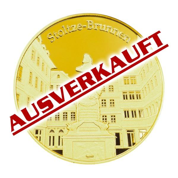 Stadttaler Frankfurt - Historische Altstadt Frankfurter Rundschau-Feingold
