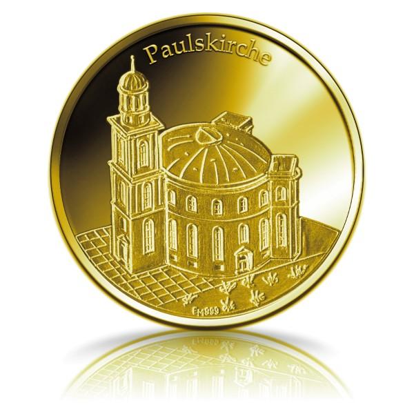 Frankfurter Stadttaler - Paulskirche