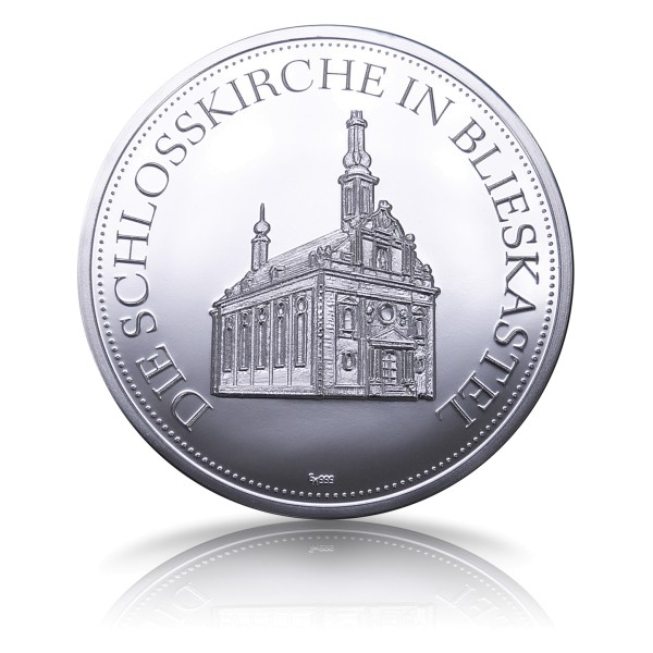 Schlosskirche Blieskastel Sonderprägung