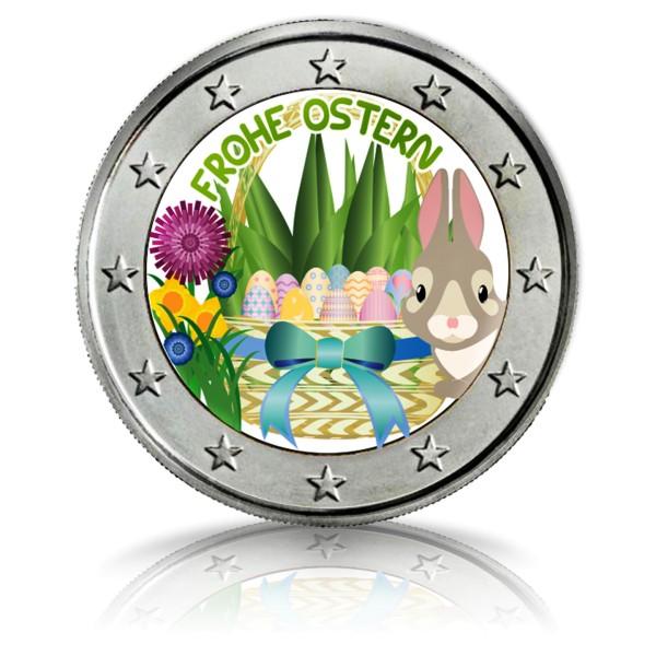 2-Euro Ostern
