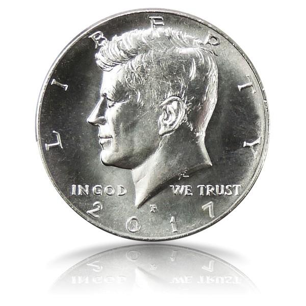 Half Dollar Kennedy 2017