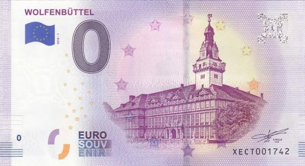 0 Euro Schein Wolfenbüttel