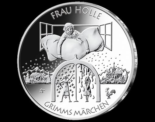 20 Euro Frau Holle