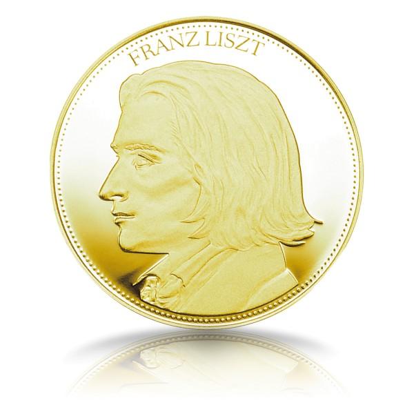 Frank Liszt - Musikland Thüringen