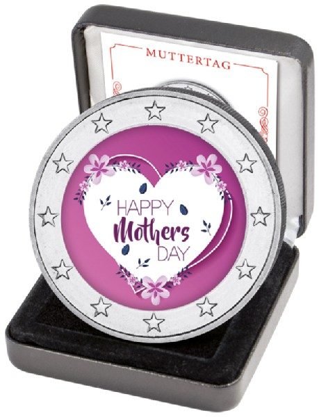 2 Euro Münze Muttertag