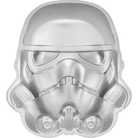 Sturmtruppler Helm Münze