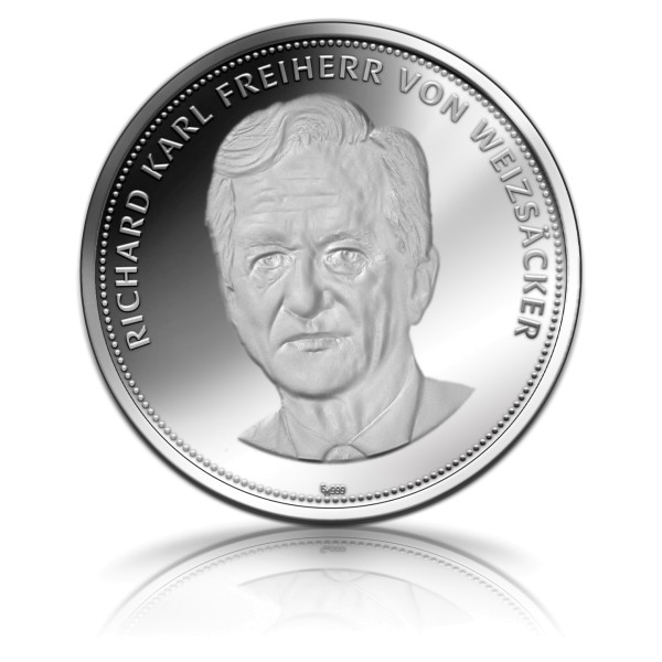 100. Geburtstag Richard von Weizsäcker - Sonderprägung