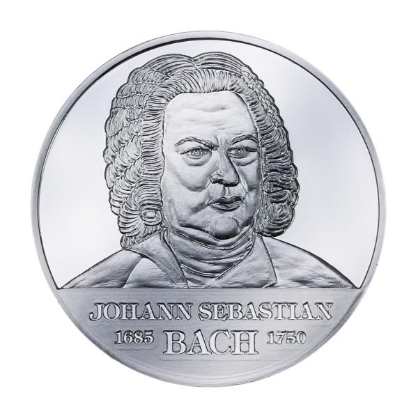 Johann Sebastian Bach Sonderprägung