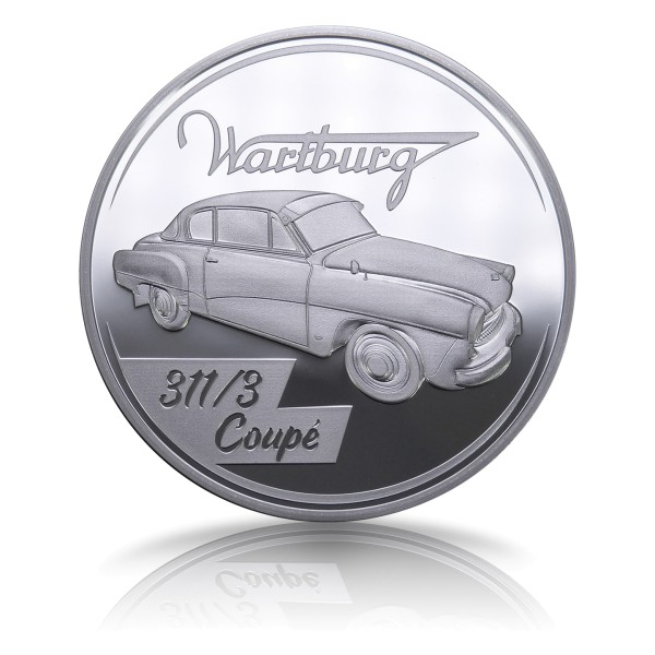 Wartburg Coupé 311/3 Sonderprägung