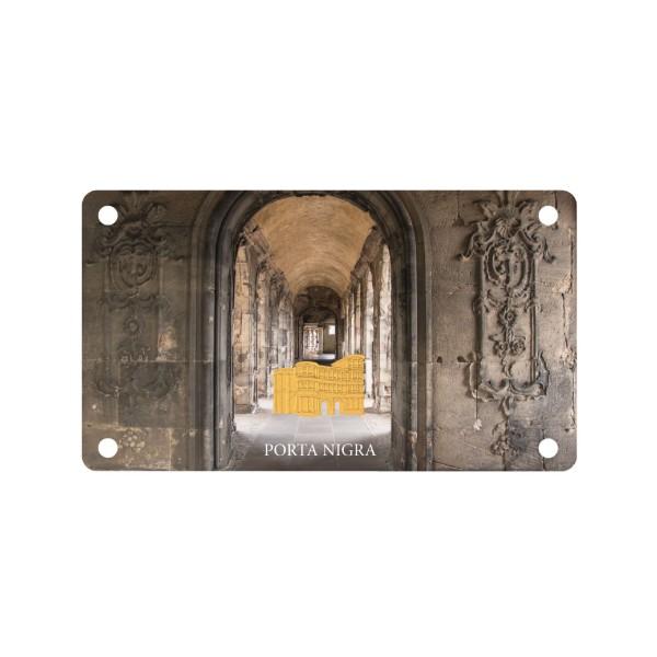 Porta Nigra - Feingold Shape Prägung