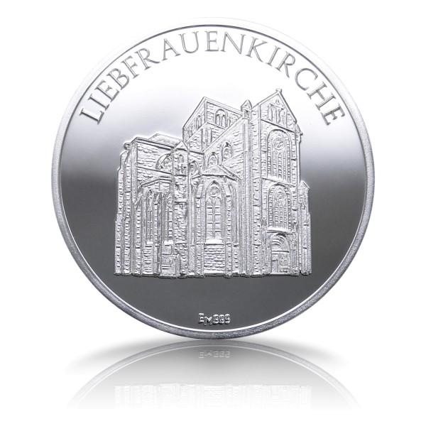 Liebfrauenkirche Trier Sammeledition Sonderprägung