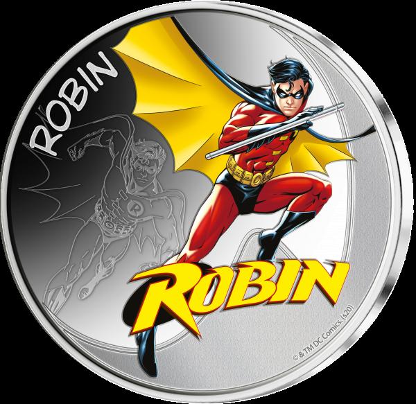 Robin Sonderprägung