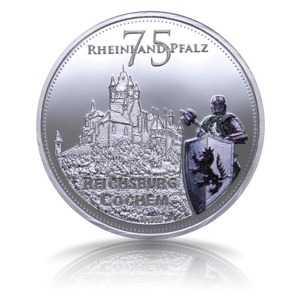 Reichsburg Cochem Vorderseite