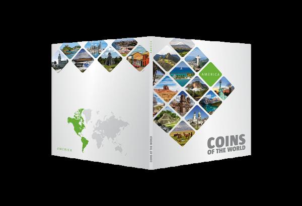 Eine numismatische Weltreise - Amerika