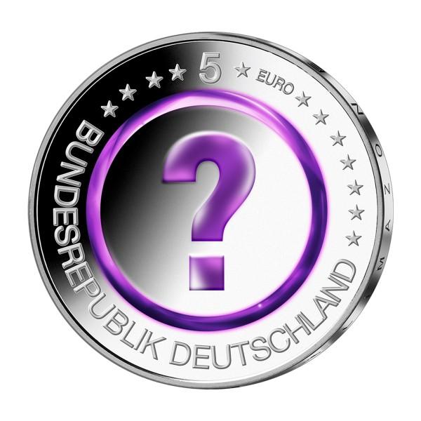 5 Euro Münze - Polare Zone